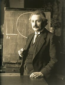 Albert Einstein: Make things as simple as possible (Minimalism quotes)