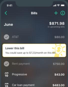 PocketGuard - best budgeting app