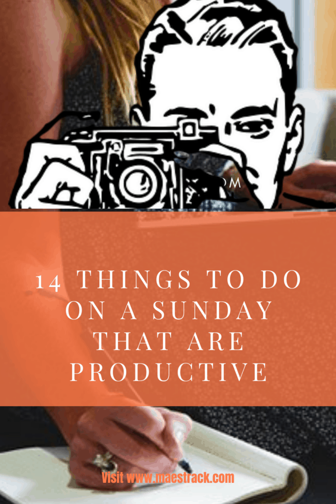 Things to Do on a sunday