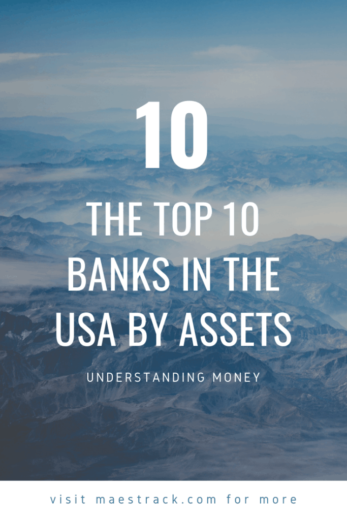 Top Ten Banks in the USA by assets
