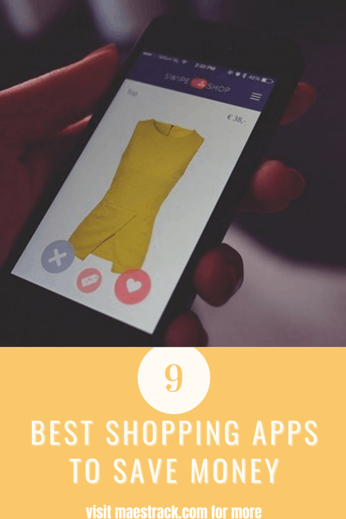 best shopping apps to save money